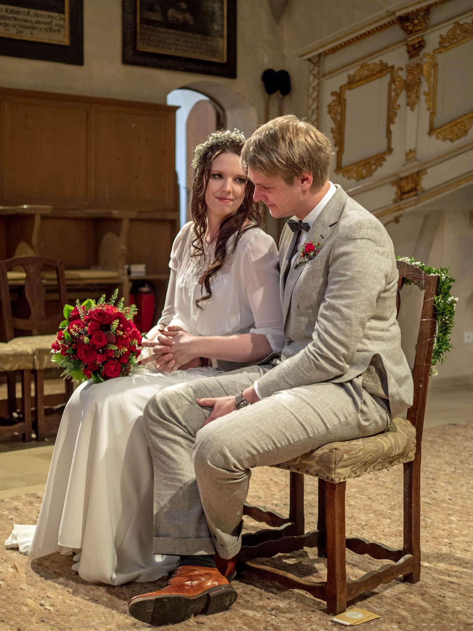 Hochzeit Fotoshooting buchen